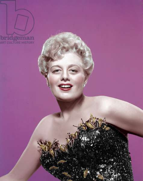 Shelley Winters, 1950s.