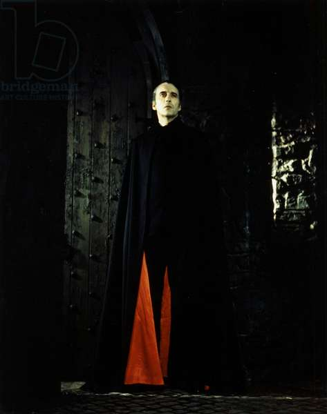SCARS OF DRACULA, Christopher Lee, 1970