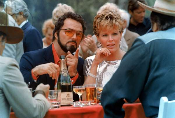THE MAN WHO LOVED WOMEN, Burt Reynolds, Kim Basinger, 1983, (c) Columbia/courtesy Everett Collection