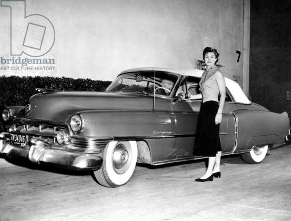ESTHER WILLIAMS, c. 1952