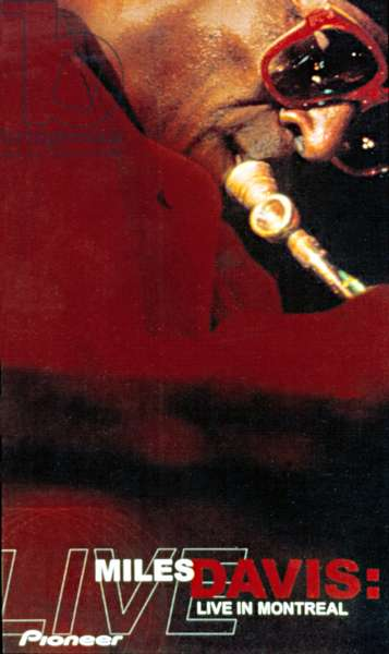 Miles Davis: Live from the Montreal Jazz Festival