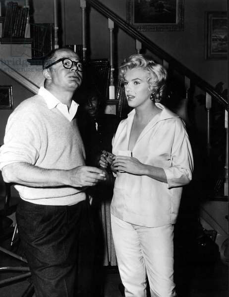 Billy Wilder, Marilyn Monroe