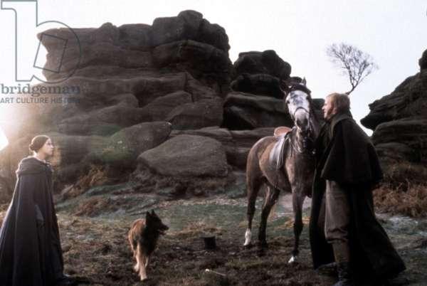 JANE EYRE, Charlotte Gainsbourg, William Hurt, 1996, (c)Miramax/courtesy Everett Collection