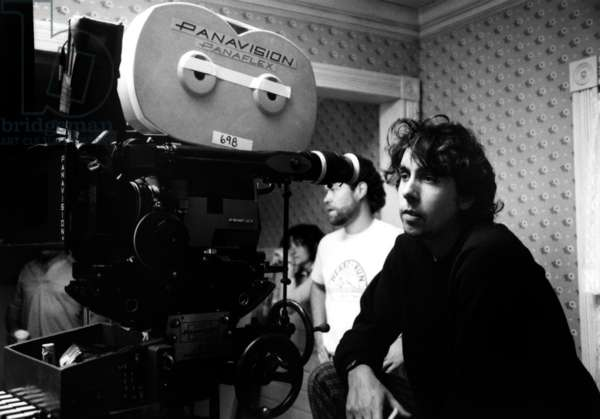 Tim Burton: BEETLEJUICE, director Tim Burton, 1988, ©Warner Bros. / Courtesy: Everett Collection.