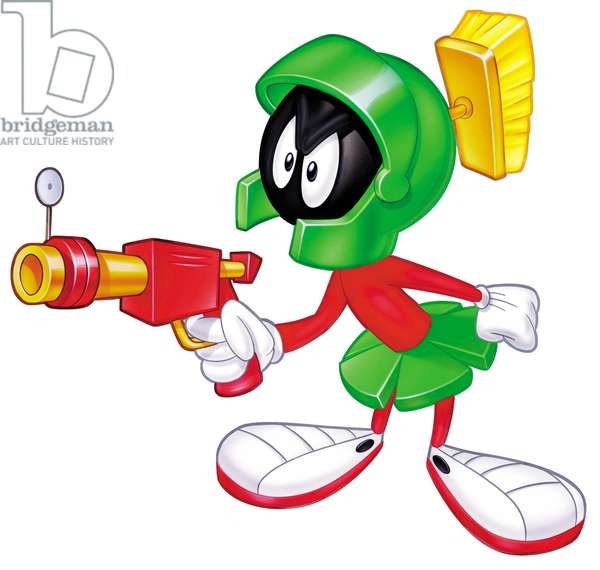 Marvin the Martian, (undated), © Warner Bros. / Courtesy: Everett Collection