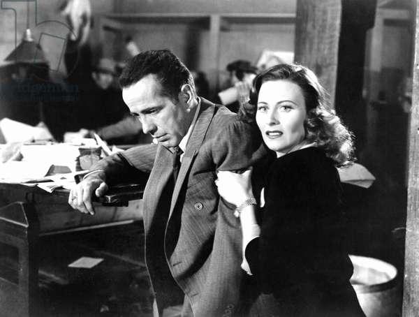 Passage pour Marseille: PASSAGE TO MARSEILLE, Humphrey Bogart, Michele Morgan, 1944