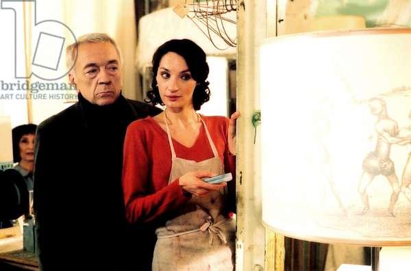 CALL ME AGOSTINO, Jean-Pierre Cassel, Jeanne Balibar, 2006, (c) Gemini Films / Courtesy Everett Collection