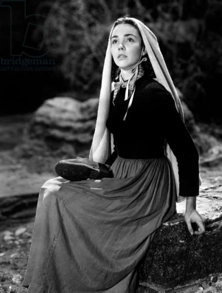 The Song of Bernadette, Jennifer Jones, 1943