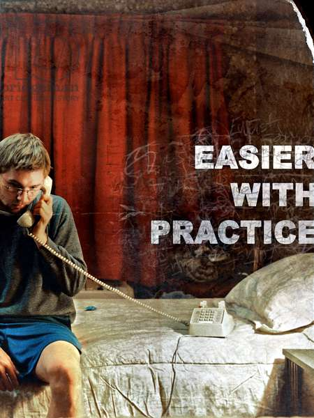 EASIER WITH PRACTICE: EASIER WITH PRACTICE, Brian Geraghty, 2009. ©Breaking Glass Pictures/courtesy Everett Collection
