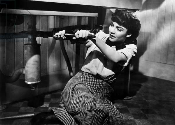 La folle ingenue: CLUNY BROWN, Jennifer Jones, 1946
