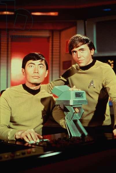 STAR TREK, George Takei, Walter Koenig, 1966-69
