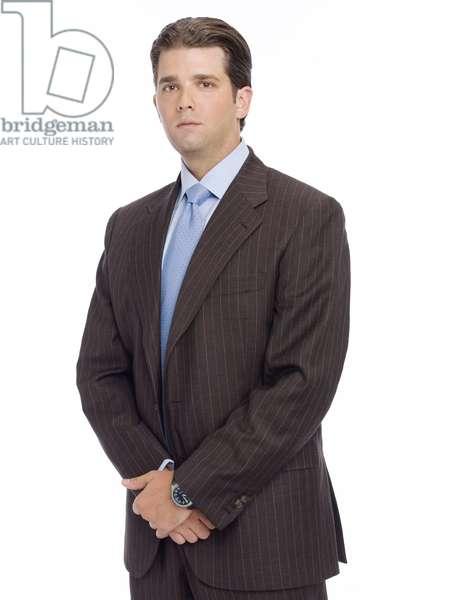 THE APPRENTICE 6, Donald Trump Jr., (Season 6), 2004-. photo: Virginia Sherwood / © NBC / Courtesy: Everett Collection