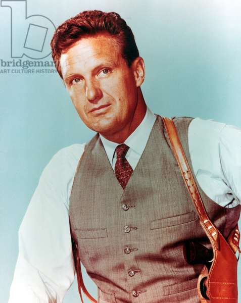 UNTOUCHABLES, Robert Stack, 1959-1963