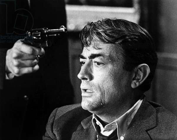 MIRAGE: MIRAGE, Gregory Peck, 1965