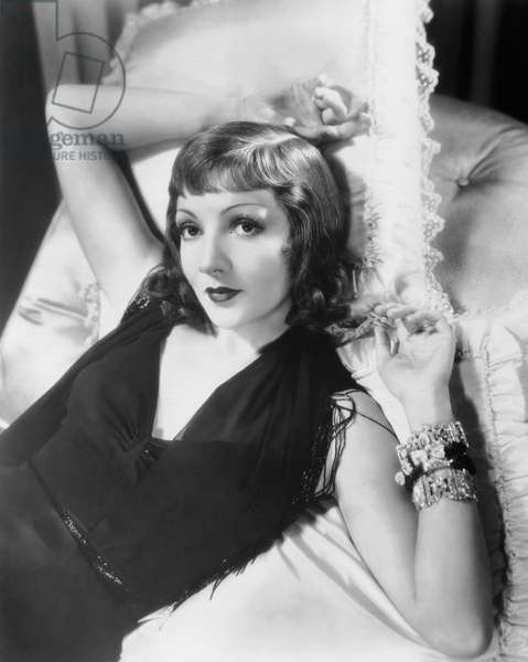 THE SIGN OF THE CROSS, Claudette Colbert, 1932