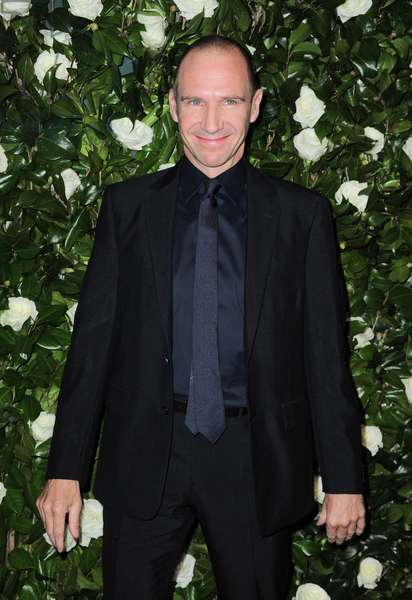 Ralph Fiennes at arrivals for The Museum of Modern Art Film Benefit: A Tribute to Tilda Swinton, MoMA Museum of Modern Art, New York, NY November 5, 2013. Photo By: Gregorio T. Binuya/Everett Collection