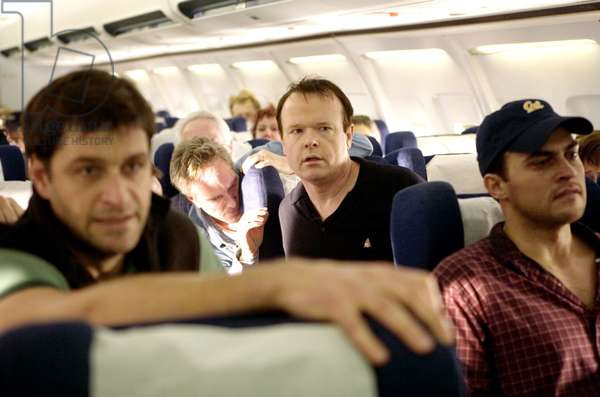 UNITED 93, Peter Hermann, Christian Clemenson, Cheyenne Jackson, 2006. ©Universal/courtesy Everett Collection