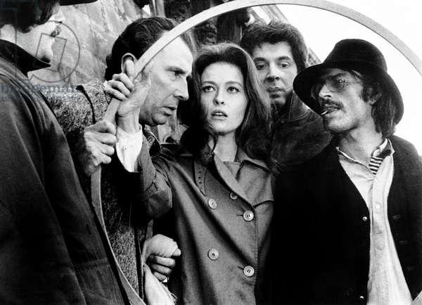 THE DEADLY TRAP, Faye Dunaway, Frank Langella, Patrick Dewaere, 1972