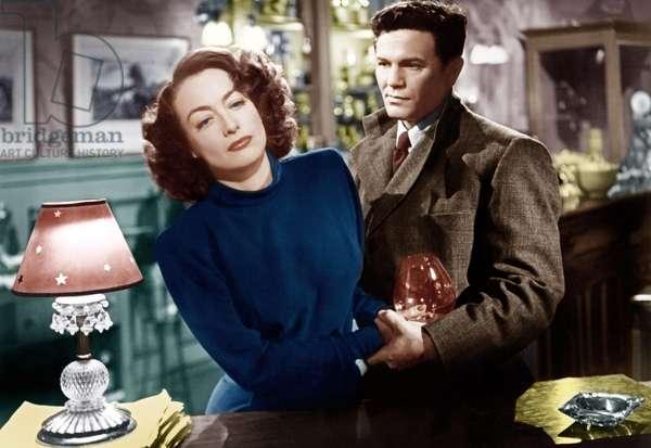 Humoresque: HUMORESQUE, from left: Joan Crawford, John Garfield, 1946