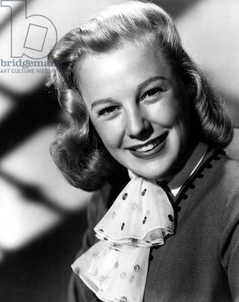 JUNE ALLYSON, MGM, 1946
