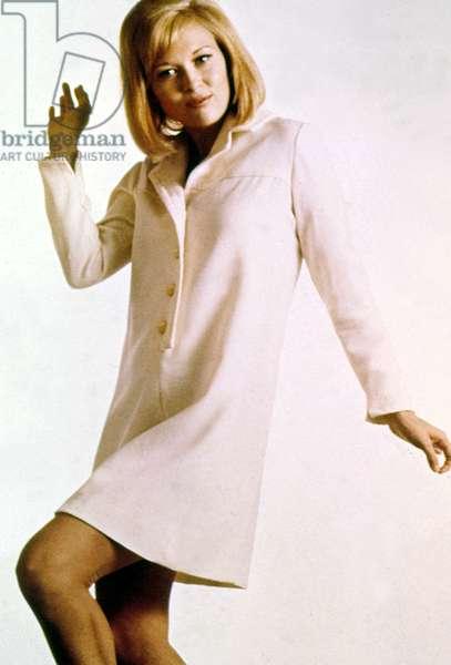 Faye Dunaway, 1960s.