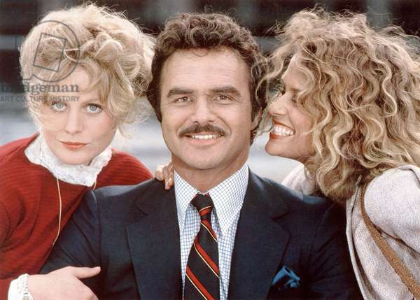 PATERNITY, Beverly D'Angelo, Burt Reynolds, Lauren Hutton, 1981, (c) Paramount/courtesy Everett Collection