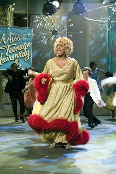HAIRSPRAY, Queen Latifah, 2007. ©New Line/courtesy Everett Collection