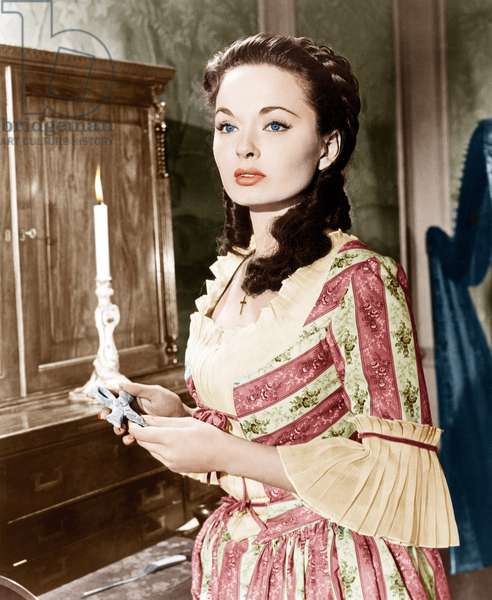 I'LL NEVER FORGET YOU: I'LL NEVER FORGET YOU, Ann Blyth, 1951. ©20th Century-Fox Film Corporation, TM & Copyright/courtesy Everett Collection