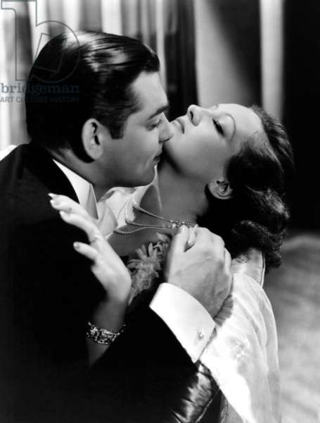 POSSESSED, Clark Gable, Joan Crawford, 1931: POSSESSED, Clark Gable, Joan Crawford, 1931