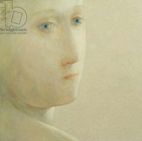 Mirror Image I, 2000 (oil on canvas)