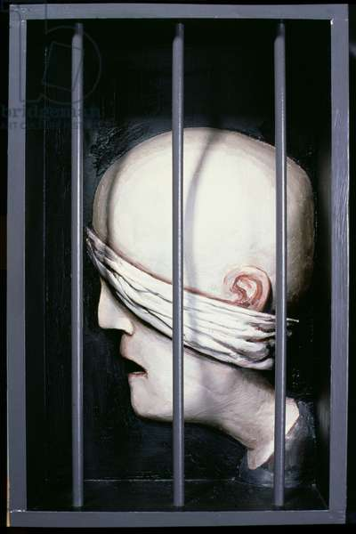 The Prisoner, 1984 (boxed relief)