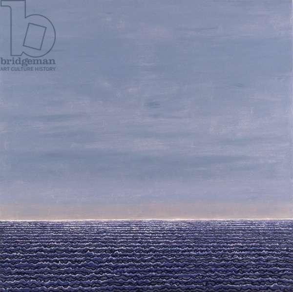 The Sea No:2, 2006 (oil on canvas)