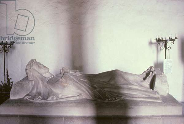 Effigy of Lawrence of Arabia, 1935-39 (marble)