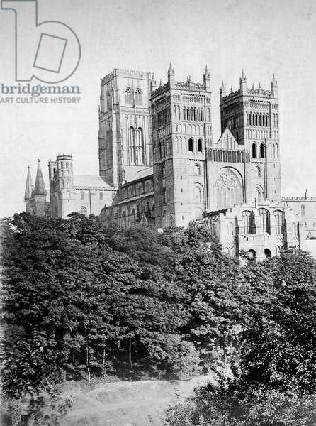 View of the Cathedral of Durham