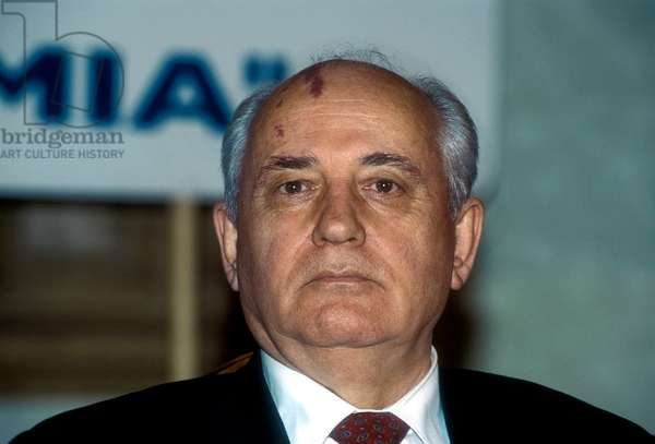 Mikhail Gorbachev (Michail Sergeevic Gorbacev)