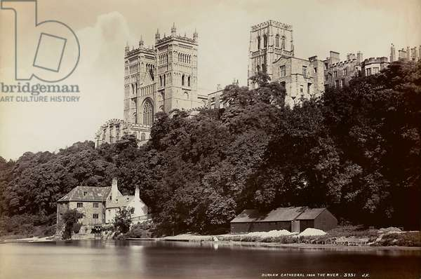 The cathedral of Durham