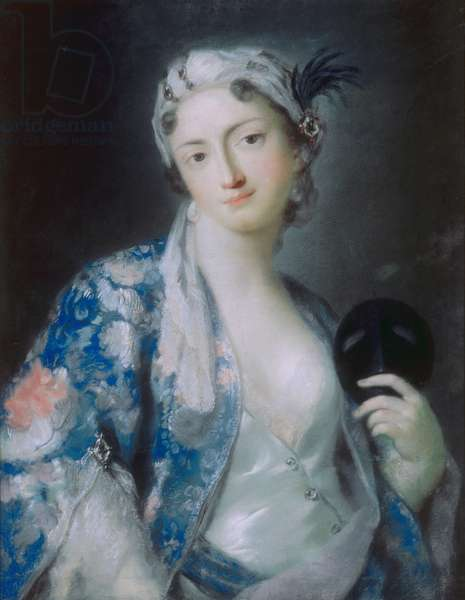 Portrait of Felicia Sartori