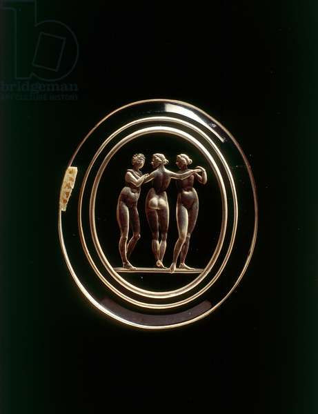 Cameo of the Three Graces