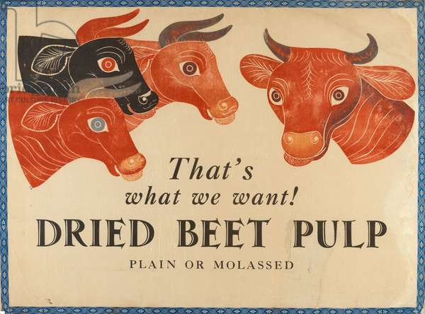 That's what we want!, before 1933 (colour litho)