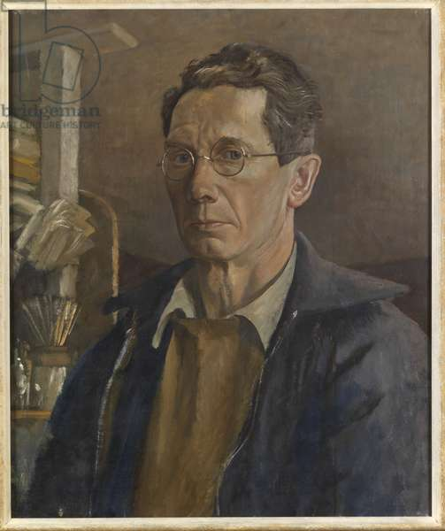 Self Portrait, 1946 (oil on canvas)