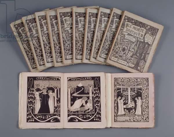 'Le Morte D'Arthur' by Sir Thomas Malory (d.1471) published 1927
