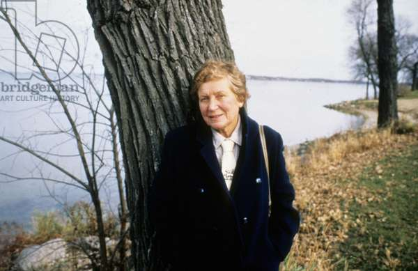 Svetlana Alliluyeva Staline, 1996 (photo)