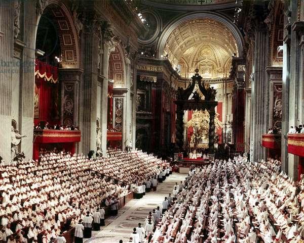 Ouverture du Concile de Vatican II