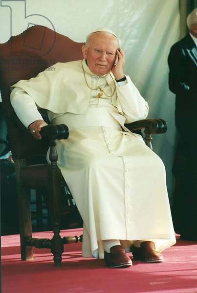 Pope John Paul II, 1978 (photo)