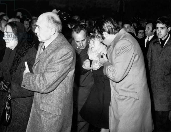 Victims of the Milan bombing