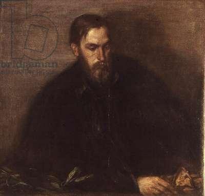 Portrait of Thomas Sturge Moore (1870-1944)