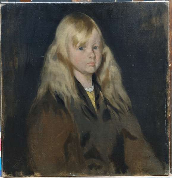 Jennie, 1910 (oil on canvas)