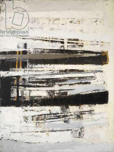 Porth Ledden, 1956 (oil on canvas)