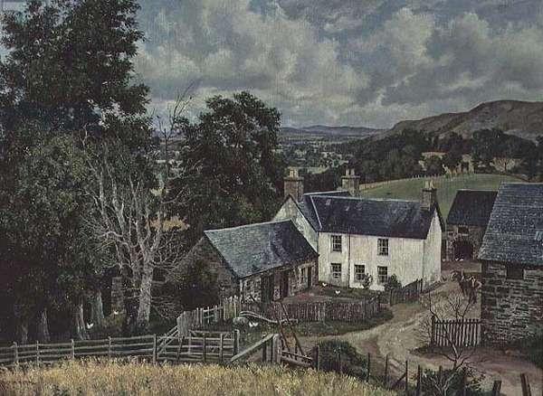 Farm near Dunkeld, 1938