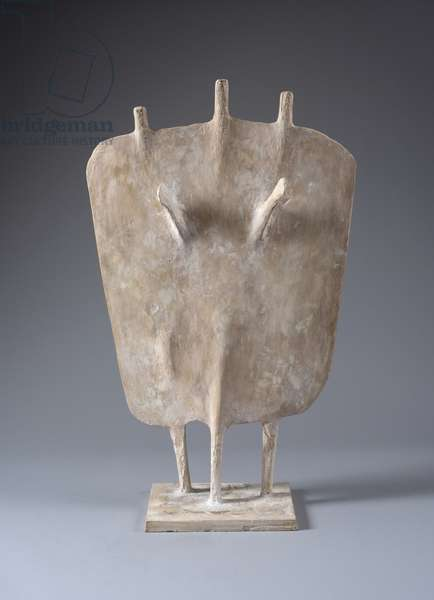 Standing Group, c.1952 (plaster)